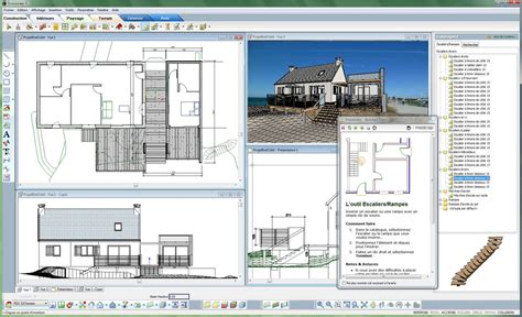 envisioneer architecture le bim rapide simple et intuitif