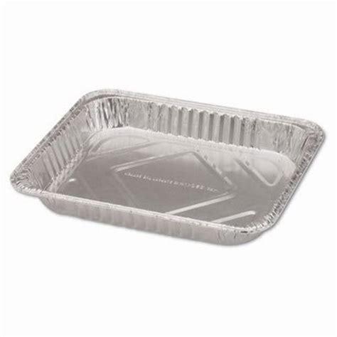 half size steam table pans half size shallow aluminum steam table pans 100 pans hfa