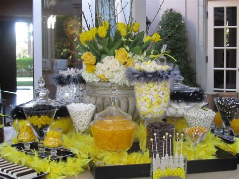 Yellow Candy Buffet Yelp Yellow Buffet