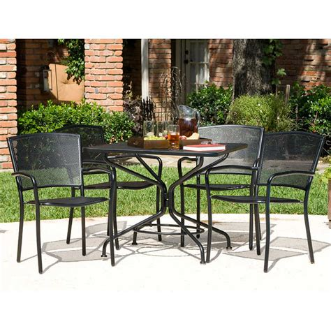 south bay outdoor furniture south bay 5 patio dining collection in outdoor