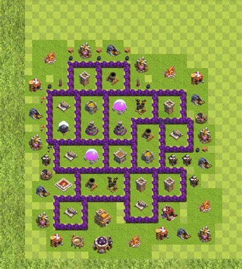 layout design th7 jigsaw a th7 farming layout