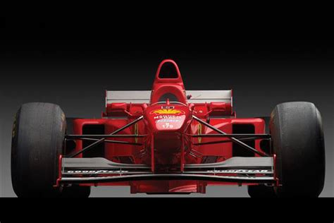 michael schumacher s 1997 ferrari f310 b for sale welcome to tech all michael schumacher s 1997 ferrari f310 b for sale hiconsumption