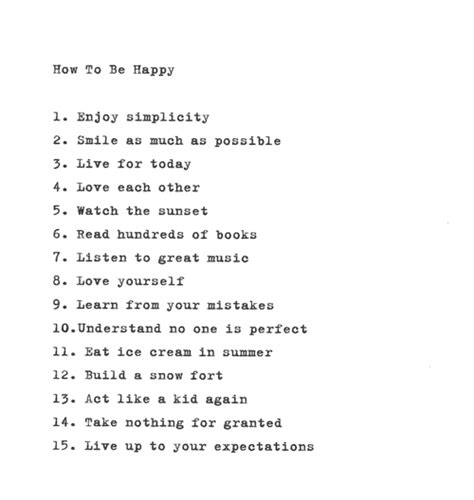 feel 101 the outsiders guide to a happier books how to be happy sayingimages