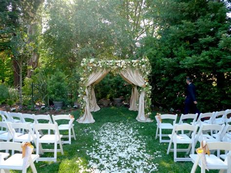 Backyard Wedding Gazebo Best 25 Outdoor Wedding Gazebo Ideas On
