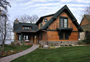 country homes exterior lake country builders