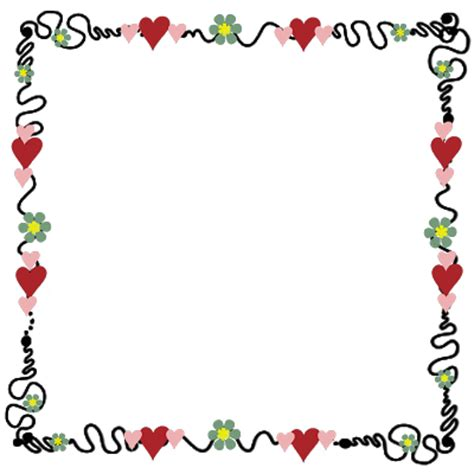 house border design love page borders love page borders http inspiredmommiede heart pinterest