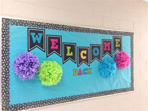 School Board Decoration Pictures by Best 25 Welcome Bulletin Boards Ideas On Door