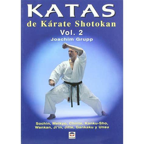 libro trees volume 2 libro katas de karate shotokan vol 2 por joachim grupp espa 241 ol
