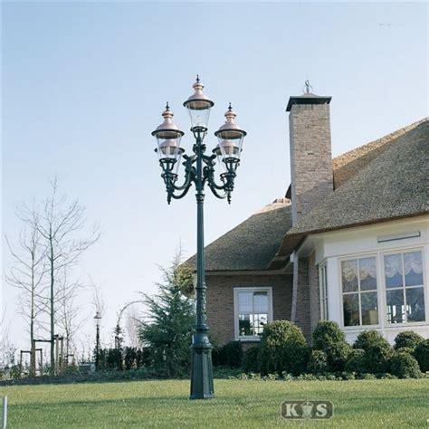 Lu Ons 4010 U7 tuinlantaarn toronto 405 groen ks buitenverlichting