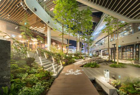 mega foodwalk  megabangna landscape collaboration