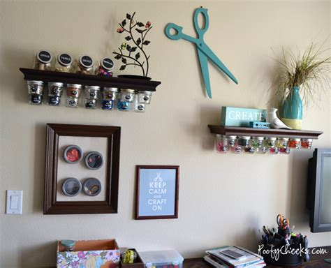 craft room decor sns 150 a poofy craft room for picture 8 funky junk interiorsfunky junk interiors