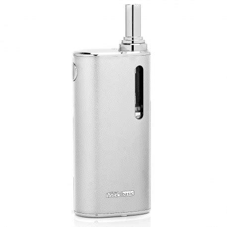 Eleaf Istick Basic 2300mah Starter Kit Vaporizer Authentic Authentic Eleaf Istick Basic Kit Silver Battery Gs Air 2 Starter Kit