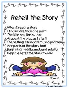 grade wow retelling stories