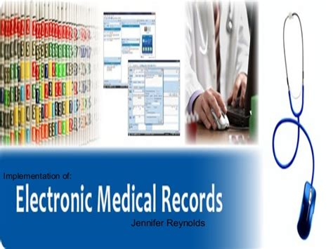 Digital Records Electronic Records Ppt