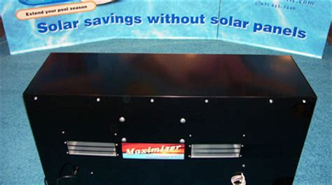 Attic Pool Heat Exchanger - solarattic solar pool heater solarattic solar pool