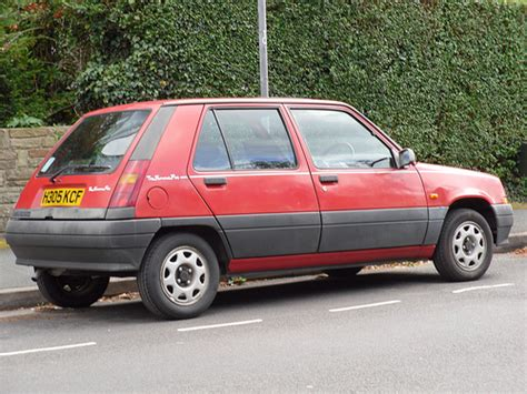 Renault Tr by 1990 Renault 5 Tr The Five Flickr Photo