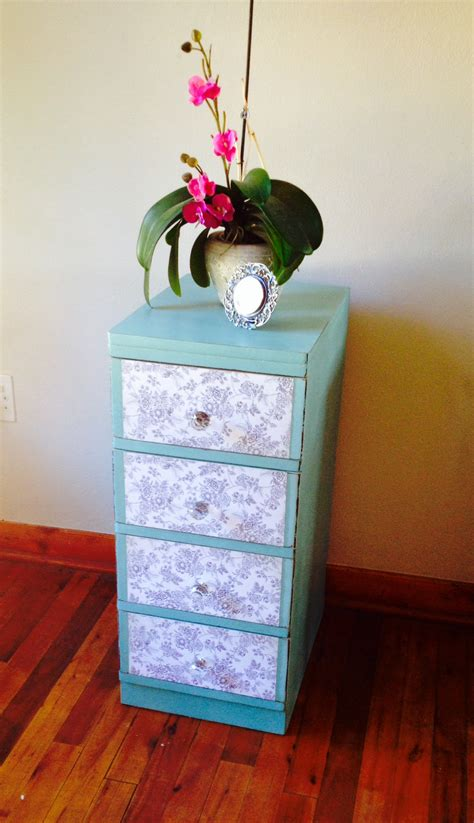 Decoupage Drawer Fronts by How To Decoupage Drawer Fronts