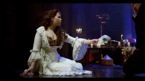 emmy rossum youtube phantom of the opera the phantom of the opera tour trailer youtube