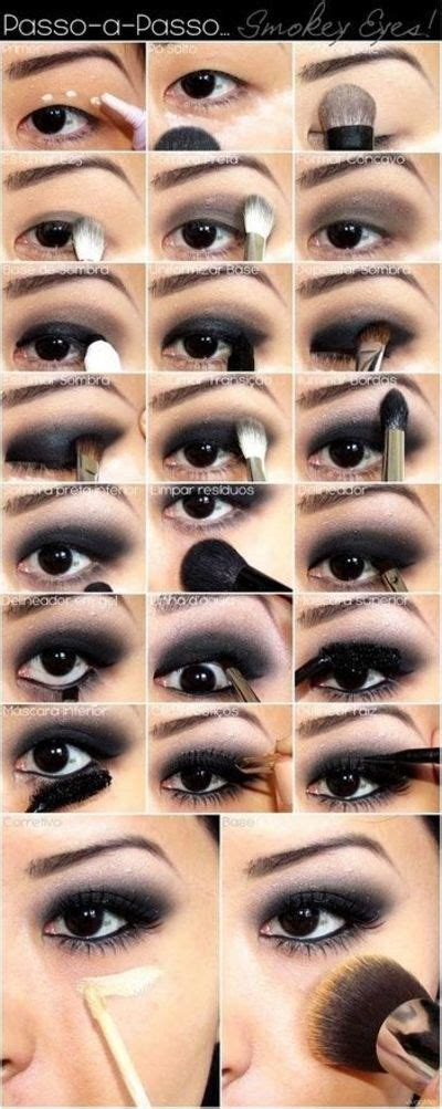 eyeliner tutorial for asian eyes black smoky eye makeup tutorial for asian eyes make up