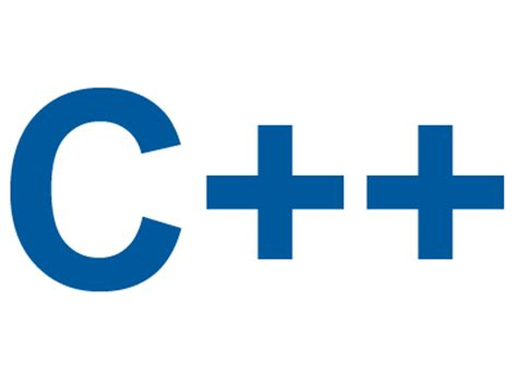 C++ C- Programming Logo