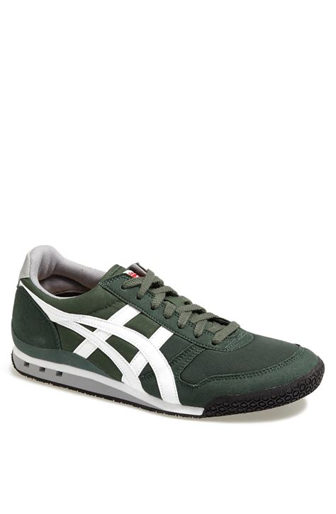 onitsuka tiger sneakers onitsuka tiger ultimate 81 sneaker in gray for