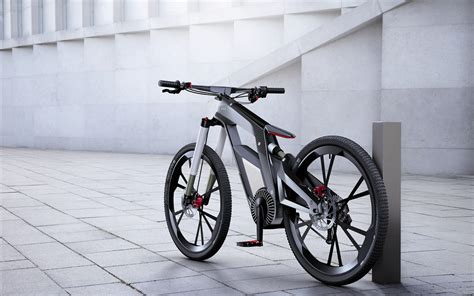 Audi E Bike Electric Bike HD Wallpapers ~ HD Car Wallpapers