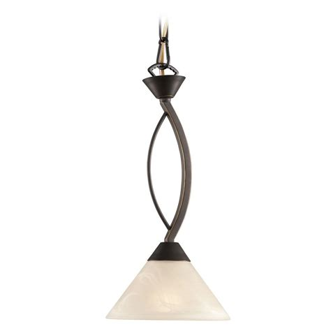 Bronze Mini Pendant Light Elk Lighting Rubbed Bronze Mini Pendant Light With Conical Shade 17644 1 Destination