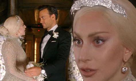 lady gaga is ultimate bridezilla as the countess in lady gaga is ultimate bridezilla as the countess in