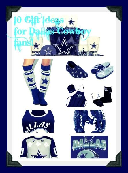 gifts for dallas cowboy fans ten gift ideas for dallas cowboys fans
