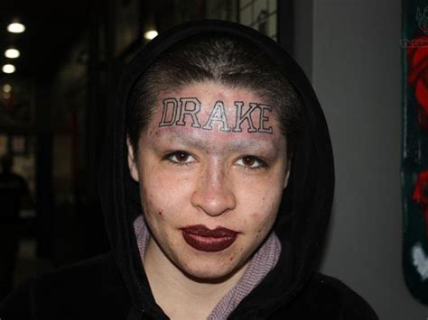 stupid face tattoos