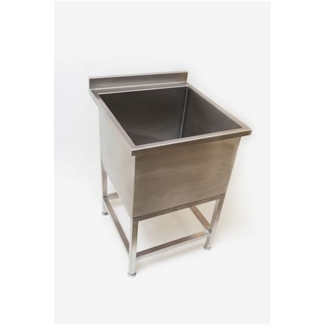 dog washing stainless small stainless steel dog wash