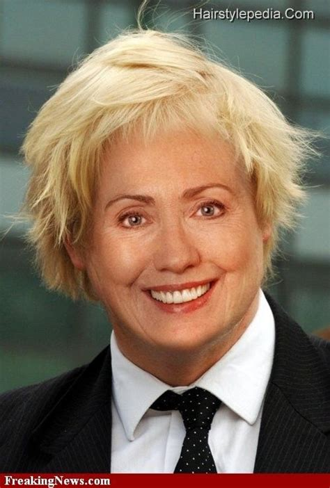 Clinton Hairstyles by Clinton With Hair Quot Hellory Quot Clinton