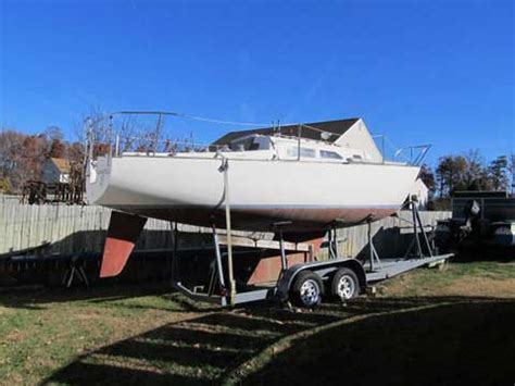 ranger sailboats for sale ranger 26 1972 northern virginia sailboat for sale from