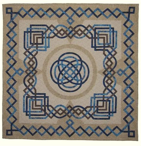 Knot Quilt Pattern Free by 854 Best Images About Celtic Knots Loops