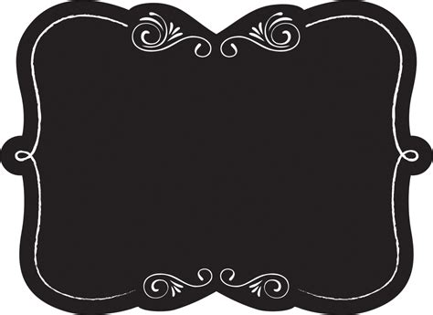 printable chalkboard name tags chalk it up chalkboard labels ctp0725 primary