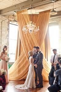wedding vow backdrop 50 awesome indoor wedding ceremony backdrops happywedd