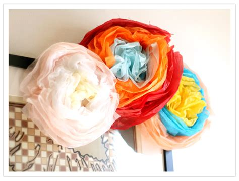 How To Make A Mexican Flower Out Of Tissue Paper - diy festive mexican paper flowers diy projects 100
