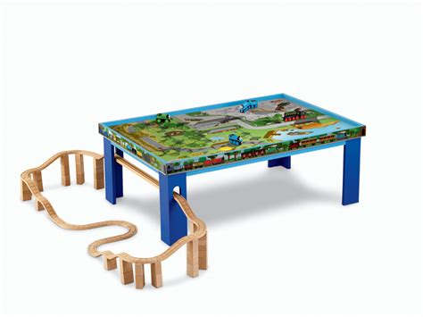 and wooden railway table wooden railway play table solid wood