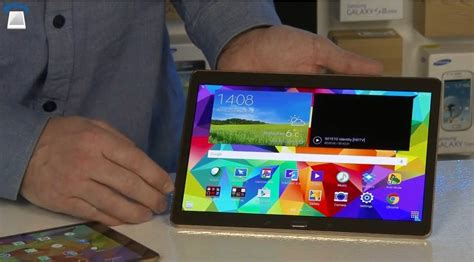 Samsung Tab Lolipop this is what android 5 0 2 lollipop looks like on the samsung galaxy tab s