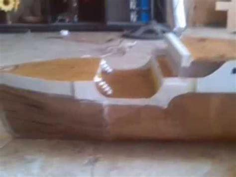 un barco hecho con material reciclable barco el titanic hecho de material reciclado youtube