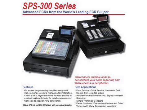 oec systems pos registers