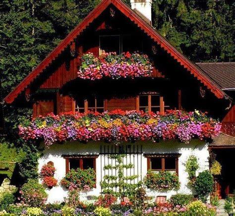 flowerbox deutschland german house with flower boxes beautiful german swiss