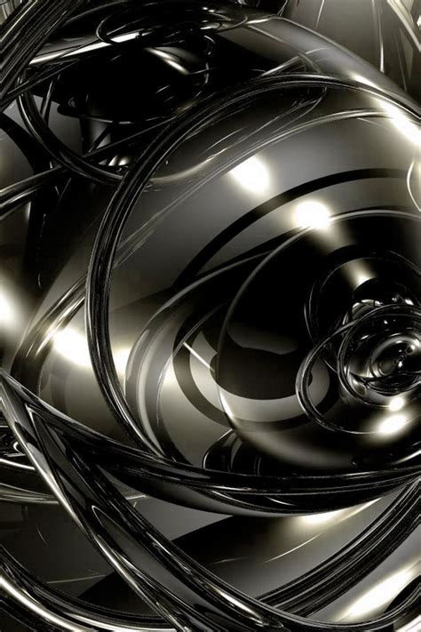 wallpaper for iphone 5 silver silver tunnel iphone wallpaper hd