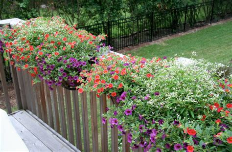 deck railing planter boxes deck rail planters and how they can help you to transform