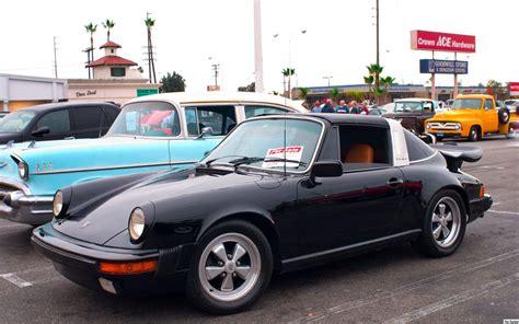 Porsche Targa Black by 1978 Porsche 911 Targa Coupe Black Fvl Other Makes