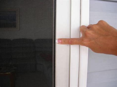 Repair Screen Door by How To Repair Replace Screen Door Screens Hubpages