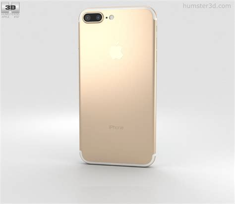 apple iphone   gold  model humsterd