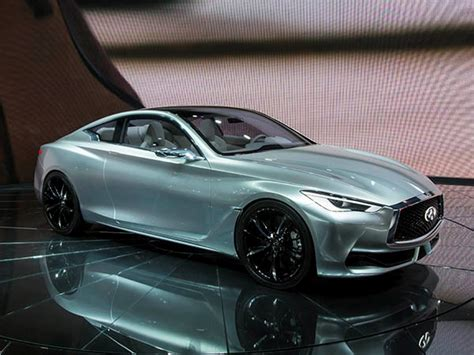 infiniti q60 concept previews new high performance coupe