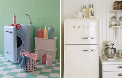 Interior Decorating Tips: Colour your kitchen with SMEG
