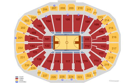 sprint center floor plan cbe hall of fame classic in kansas city mo groupon